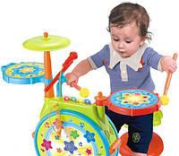 Игрушка Джазовый Барабан (666), Huile Toys