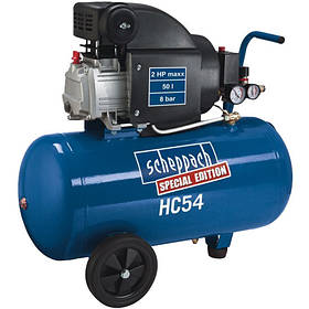 Воздушный компрессор Scheppach hc 54
