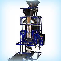 Автомат фасовочно-упаковочный с объемным дозатором AF10ОB