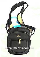 Вертикальная мужская сумка