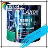 Эмаль Лакор ПФ-115 К бирюза 0,9 кг.