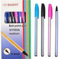 Ручка шариковая 555A Duoyi синяя
