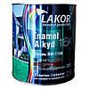 Эмаль Лакор ПФ-115 К салатовая 0,9 кг