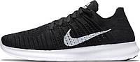 Кроссы найк Nike Free Run Flyknit Black Wind от магазина tehnolyuks.prom.ua 099-4196944