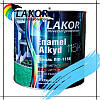 Эмаль Лакор ПФ-115 К свет-голубая 2,8 кг.