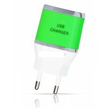 Адаптер на 2 USB 220V ES-D03!Акция, фото 3