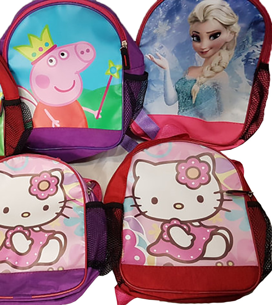 Детские сумки и рюкзаки с героями мультфи купить рюкзак system x165