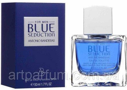 Blue Seduction Antonio Banderas 100ml