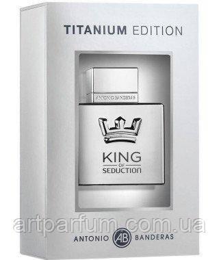 Antonio Banderas King Of Seduction Titanium