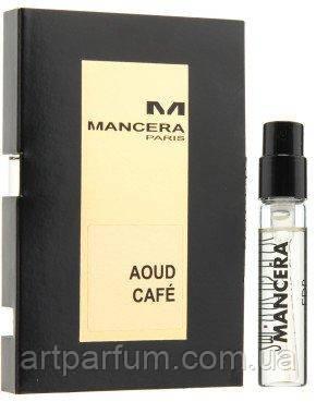 Mancera Aoud Café