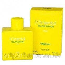 Estelle Ewen L'Oriental Yellow Edition Men