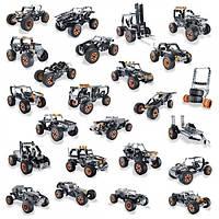 Meccano Конструктор 25 моделей с электродвигателем Off Road Truck 6028599