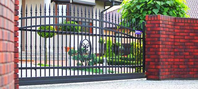 Откатные ворота Wisniowski