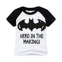 """Футболка с коротким рукавом """"BATMAN. Hero in the marking!""""., фото 1"""