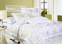 Постельное бельё La Scala Семейный жаккардовый комплект постельного белья JT-40