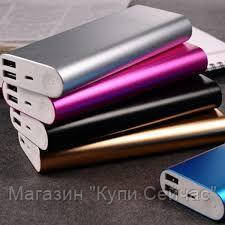 Внешний аккумулятор Power Bank 16000mAh (цвета в ассортименте)!Акция, фото 3
