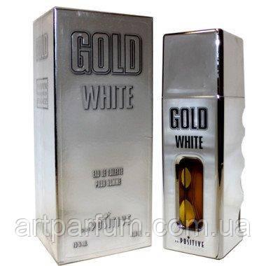 Positive Parfum Gold White