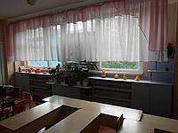 Игровая стенка под окном, фото 1