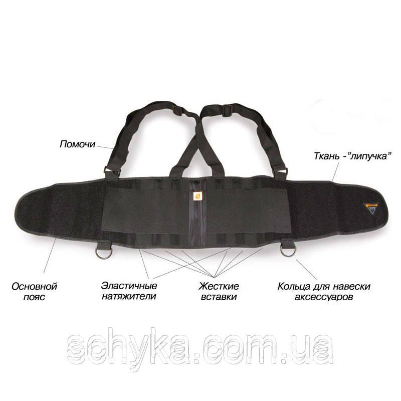 Пояс для поддержки мышц спины Oresund.