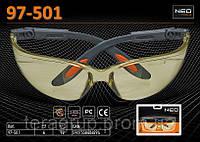 Очки защитные из поликарбоната, Neo 97-501
