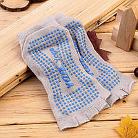 Носки для йоги Yoga Socks серый