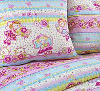 Ткань для детского постельного белья,бязь Агата - Фея