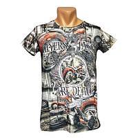 Стильные мужские футболки Mastiff - №2389
