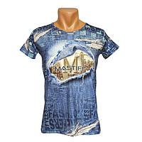 Модные футболки Mastiff - №2390