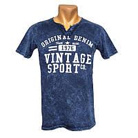 Стильная футболка Vintage - №2393