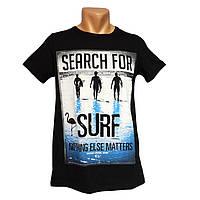 Стильна чоловіча футболка Surf - №2385