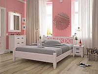Кровать Албена Кровать из ольхи Прованс 140х200