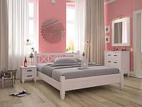 Кровать Албена Деревянная кровать Прованс 160х200