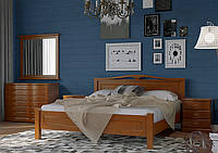 Кровать Албена Деревянная кровать Лондон 160х200