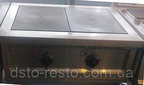 Плита электрическая 2-х конф. с духовкой ПЕ700-2-Ш, фото 2
