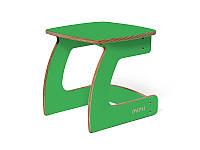Детский стол и стул Mimi Столик Карапуз 1-3 года Огурец