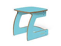 Детский стол и стул Mimi Столик Карапуз 1-3 года Море