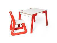 Детский стол и стул Mimi Столик ЛяФеррари