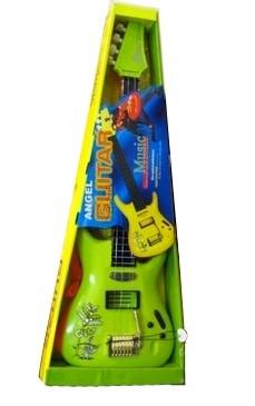 Струнная пластиковая гитара