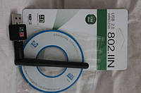 Адаптер WI-FI USB 150Mb mini антена C21!Акция