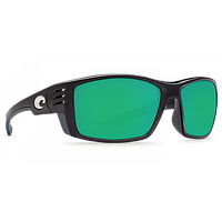 Cortez Shiny Black Green Mir 580G очки CostaDelMar