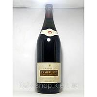 Игристое вино Lambrusco Cardello, полусладкое Италия 1,5л