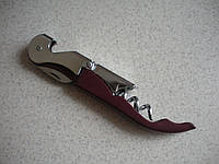 Вскрыватель штопор+нож+открывашка