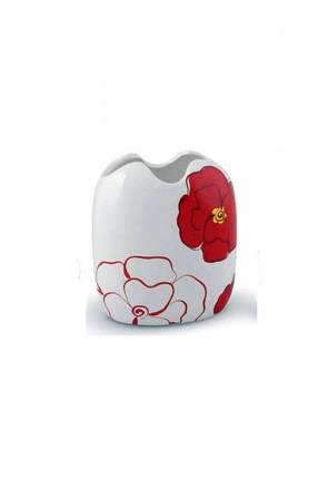 Стакан для зубных щёток AWD Poppy 02190967 ( Польша ), фото 2