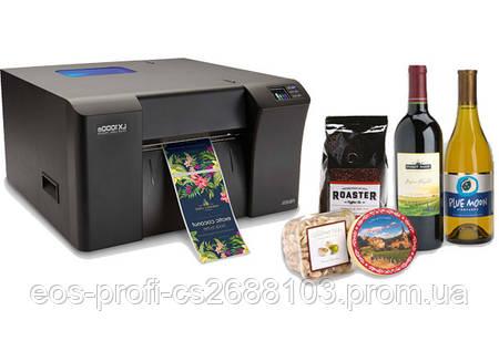 Принтер для печати цветных этикеток LX1000e