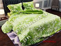 Двуспальный набор постельного белья 180*220 Полиэстер №011
