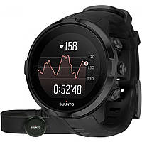 SUUNTO SPARTAN Sport WRIST HR All Black + BELT (SS023364000)