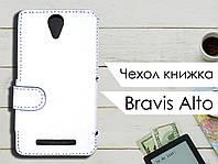 Чехол книжка для Bravis Alto