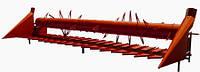 Пристосування для збирання соняшника на Акрос
