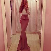 Платье рыбка золотой песок беж, фото 1