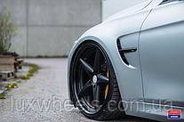 BMW M3 на дисках Vossen VWS-3